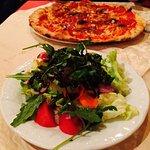 Insalata Mista - Artischocken, Oliven, Peperoni, Tomaten, Gurken, Paprika