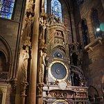 O relógio astronômico da Catedral