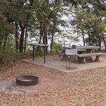 Picnic/camping spot