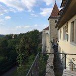 Burghotel Foto