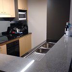 1-bedroom apartment kitchen