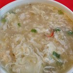 crab meat soup