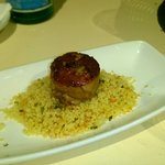 lamb and cous cous dish