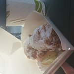 Fresh beignets and chickory cafe ole..mmmm