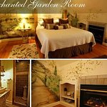 Enchanted Garden Suite - King Bed