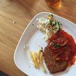 Menu 1e week november: stroganoff schnitzel