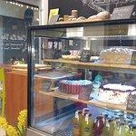 Dessert counter display
