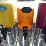 Juice selection