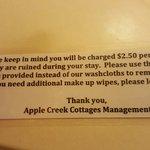 Foto de Apple Creek Cottages