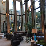 Other side of lobby, Amazing, mellow and energetic.