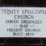 Trinity Episcopal Church, Abbeville, SC, Nov 2016