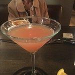 Monkey shoulder scotch, cherry liquor concoction