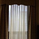 Illfitting curtains