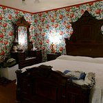 This is the Carriage room