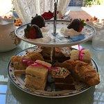 Photo de enchanted rose tea parlour