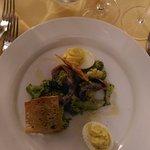 Cena deliziosa e ... in ottima compagnia! 😁🍀🐞