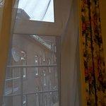 Blick vom Fenster nach Aussen