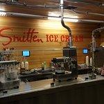 High tech ice cream at Smitten