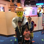 Second day at Legoland for VIP experience.
