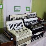 Museo del acordeon Sergio Colivoro Barria