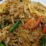 Oil Fest Pad Thai