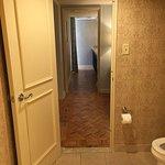 Premium Suite Bathroom to hallway near front entrance