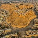 jaidalmer fort the golden fort