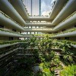Garden Wing Atrium photo by Mr Darren Soh.
