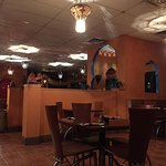 Wonderful Moroccan decor and flavors
