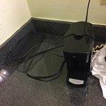 Severe lack of coffee