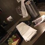 Lobby, Salon, Restaurant ~