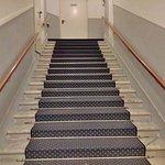 Una delle tante scale interne