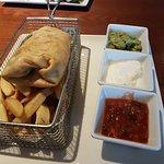 Chimichanga (with Chilli Beef)