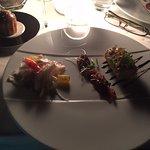 Plamiste et foie gras