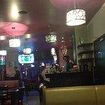 Salle et bar