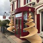 Toujours excellent et maintenant les décorations de Noël