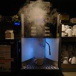 咖啡機Espresso, Long Coffee, Espresso+Milk. Cappuccino, Coffee & milk, Long Coffe+Milk