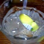 Sad my lemon was not clean. Had UPC code on it.