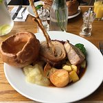 Sunday Roast Pork!