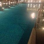 Roof Top Swimming Pool on 6th Floor