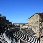 Roman Theatre of Orange Foto