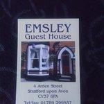 Foto de Emsley Guest House