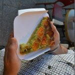 Pistacho and Apricot tart