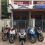 X Motorbike Rentals
