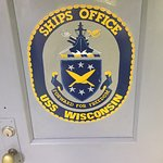Touring the USS Wisconsin