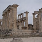 Temple of Aphaia Foto