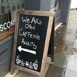 Caffeine Awaits