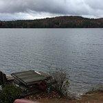 The Inn is on Lake Kezer
