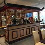 China Restaurant Lotus Foto
