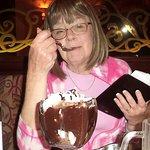 Too much dessert